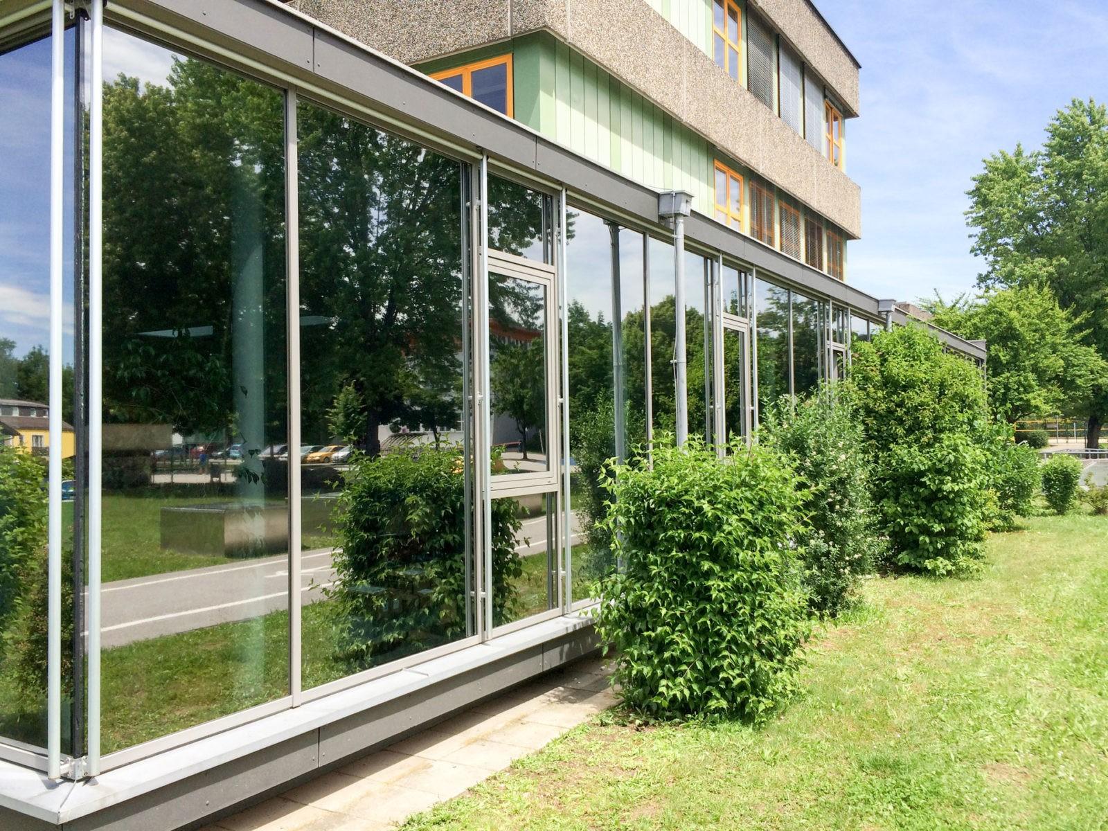Referenz Schule Oberndorf Fenster