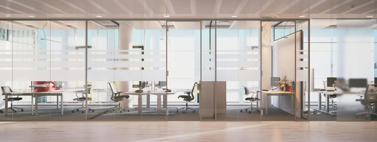 Glasfolierung.at - Sichtschutzfolien für Büros