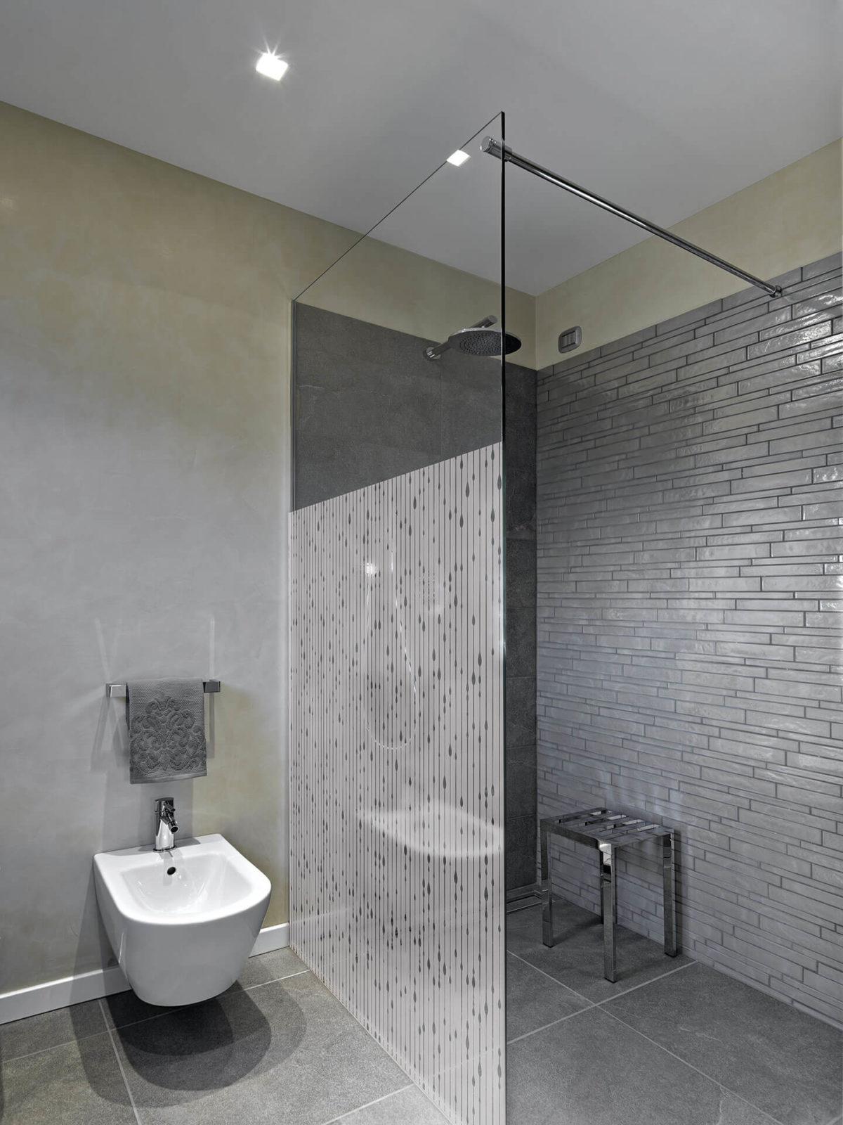 Milchglasfolie WC