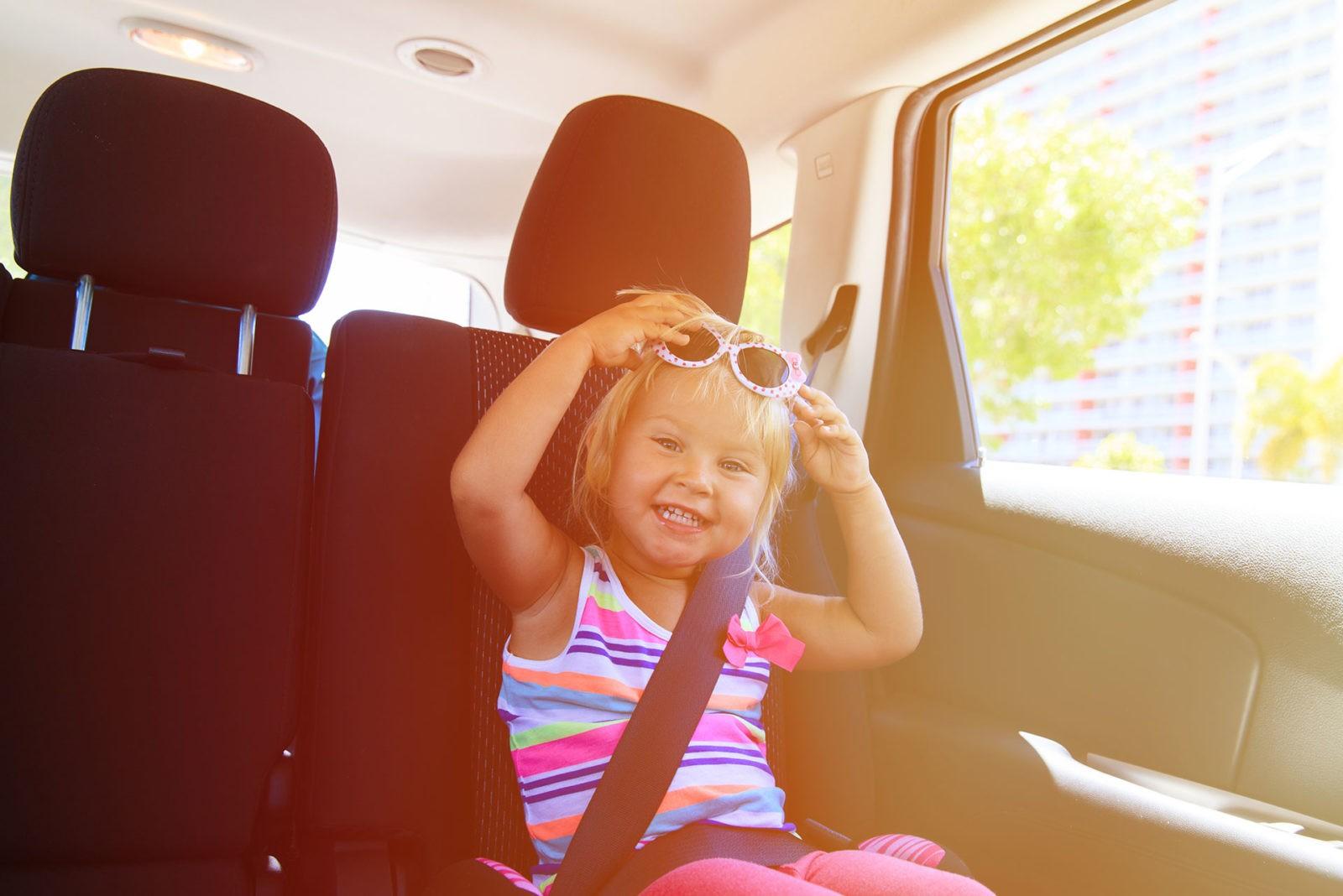 Sonnenschutzfolien für Blendschutz im Auto