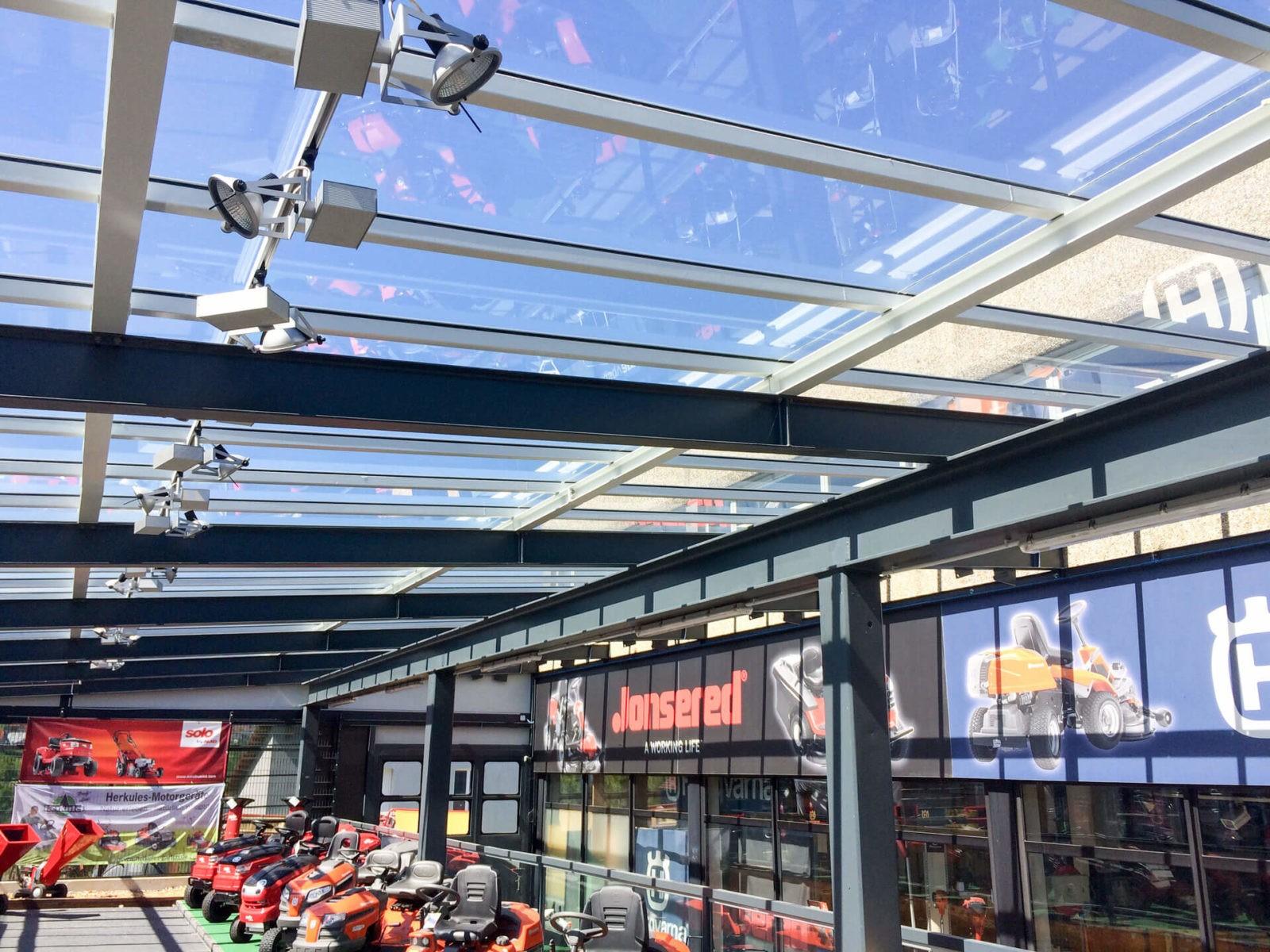 Sonnenschutz Watzinger-Gartencenter