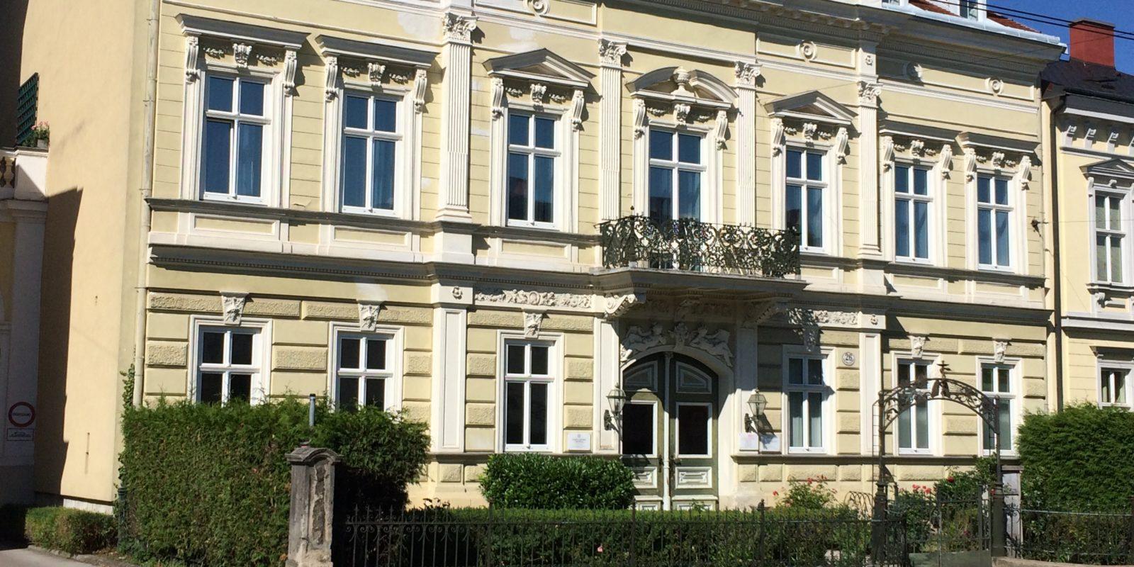 Sonnenschutzfolie Baden bei Wien