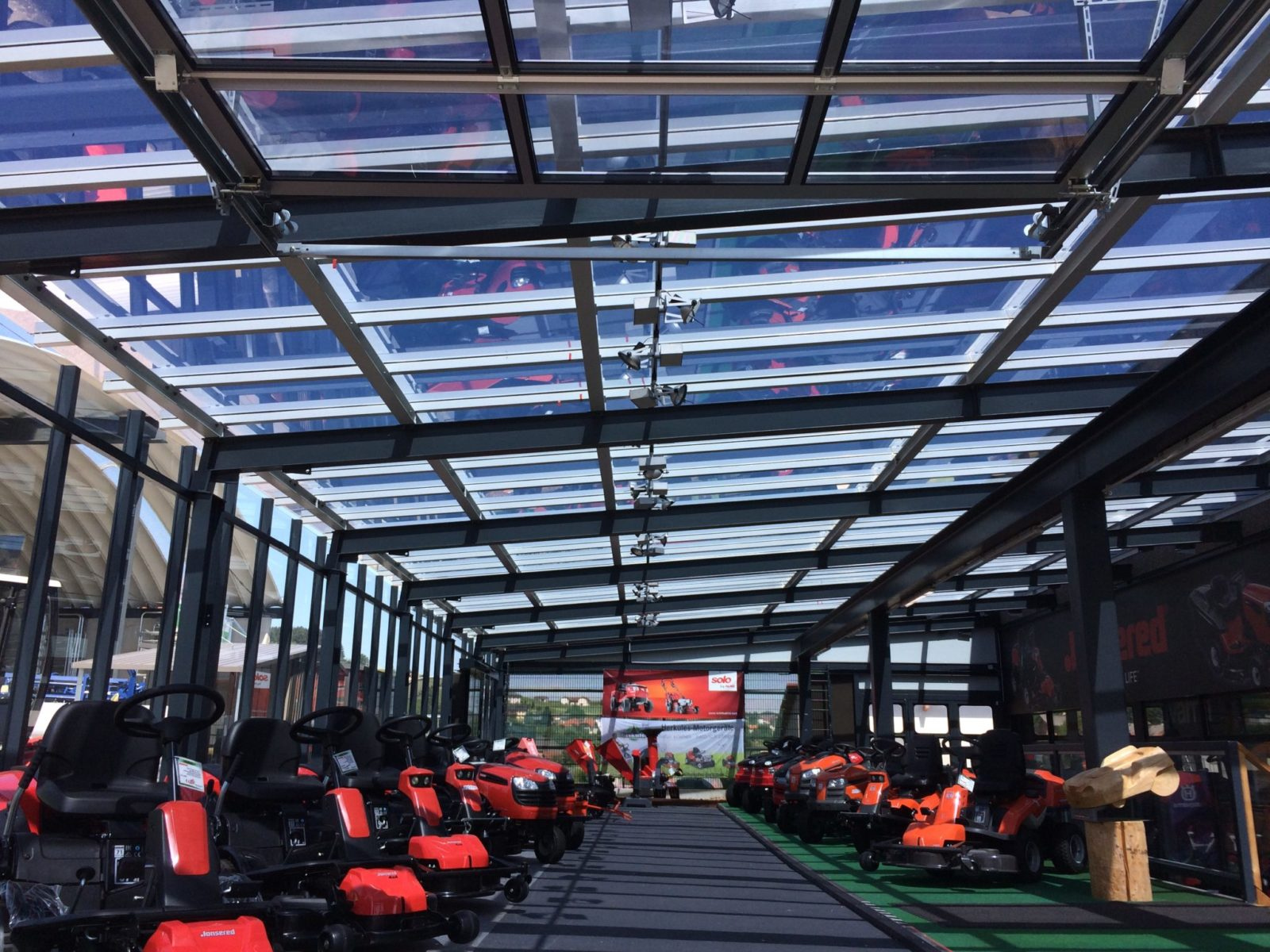 Sonnenschutzfolie Watzinger Gartencenter