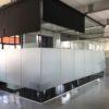 Besprechungsraum mit Sichtschutzfolie