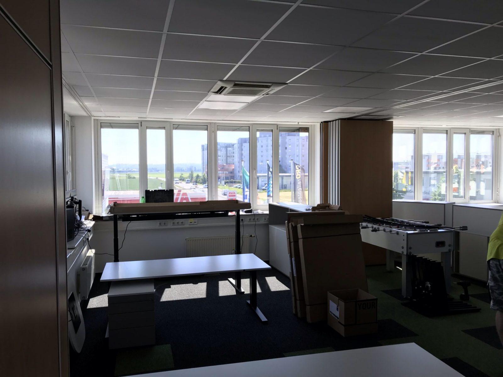 IMG 6645 - Sonnenschutzfolien Firmengebäude