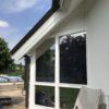 Sonnenschutzfolie Haus