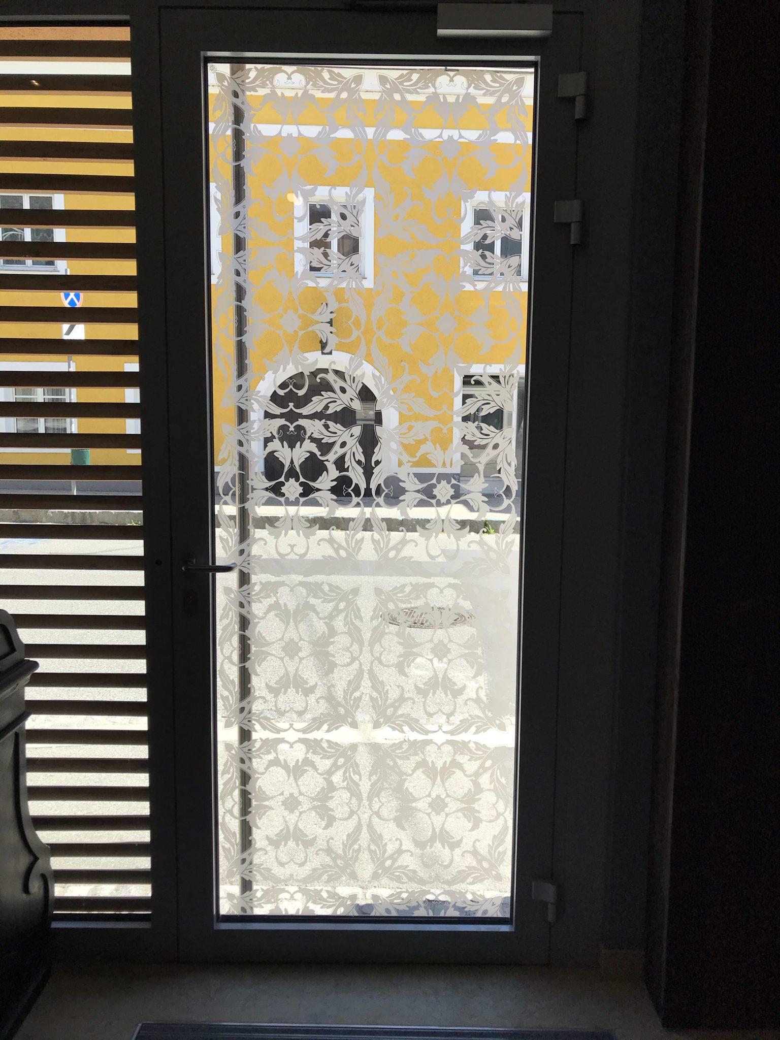 IMG 9118 - Sichtschutzfolie mit Ornamenten