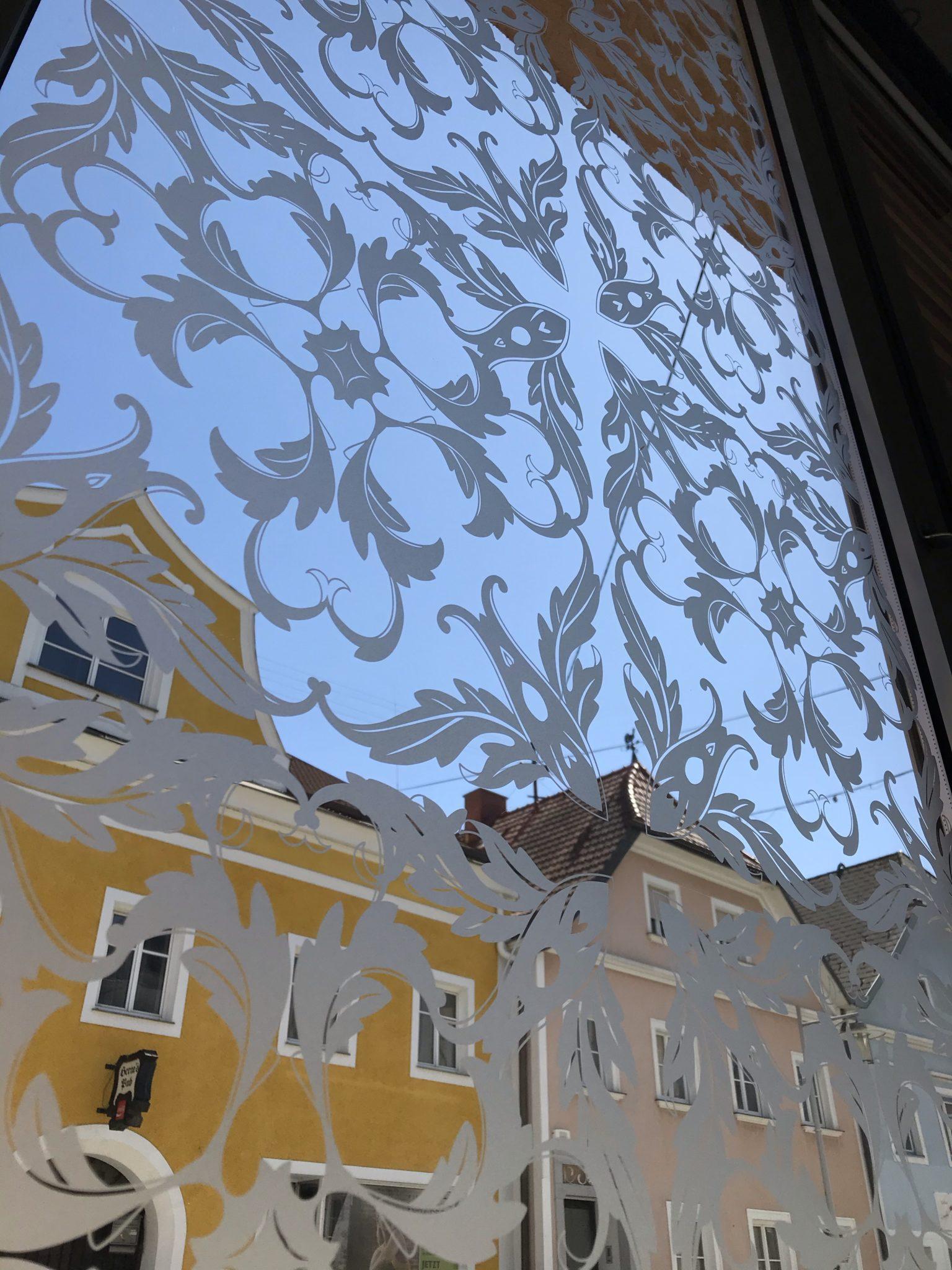 IMG 9124 - Sichtschutzfolie mit Ornamenten