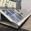 Dachkuppel Sonnenschutzfolie llumar rhe 20
